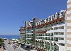 Asia Beach Resort & Spa Hotel - Alanya - Building