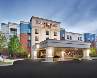 SpringHill Suites by Marriott Provo - Provo - Edificio