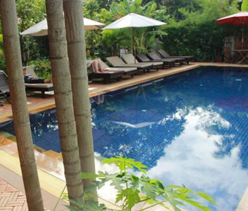 Jasmine Family Hostel - Siem Reap - Bể bơi