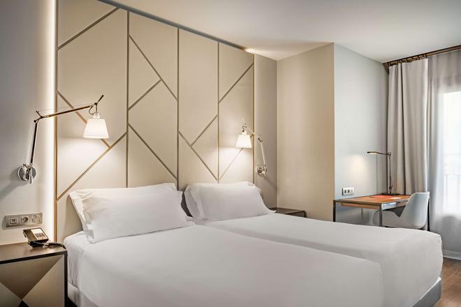 NH 里昂市長廣場酒店 - 里昂 - 萊昂 - 臥室
