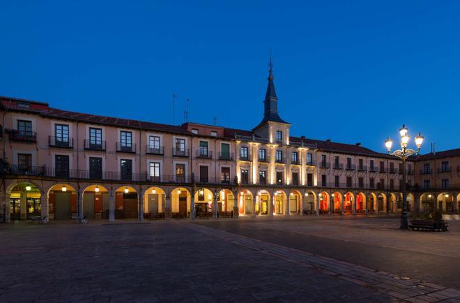 NH Collection León Plaza Mayor - León - Rakennus