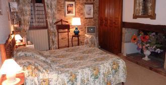 Chambres d'hôtes Aux Trois Sources - Sarlat-la-Canéda - Phòng ngủ
