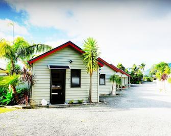 Tairua Shores Motel - Tairua - Будівля