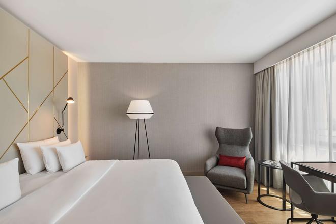 慕尼黑德意志皇帝nh酒店 - 慕尼黑 - 臥室