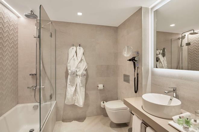 慕尼黑德意志皇帝nh酒店 - 慕尼黑 - 浴室