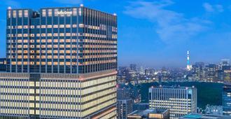 The Prince Gallery Tokyo Kioicho, a Luxury Collection Hotel - Tokio - Edificio