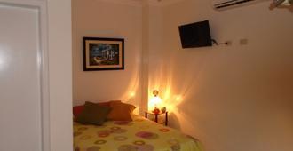Jeshua Inn Guayaquil - גואיאקיל - חדר שינה