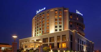 Radisson Blu New Delhi Dwarka - Niu Đê-li - Toà nhà