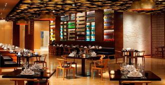 新德里德瓦卡麗笙酒店 - 新德里 - 新德里 - 餐廳