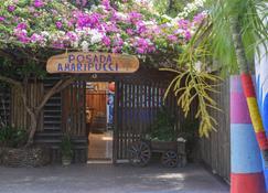 Posada Amaripucci - San Andrés - Vista externa