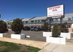 Oceanic Inn - Asbury Park - Gebäude