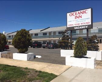Oceanic Inn - Asbury Park - Building