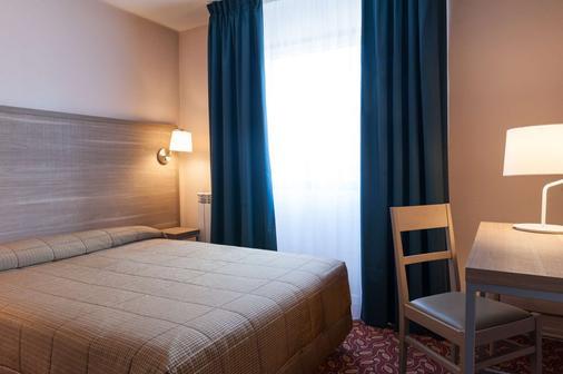 The Originals City, Hôtel Otelinn, Caen (Inter-Hotel) - Caen - Phòng ngủ