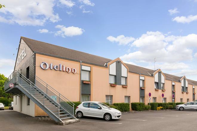 The Originals City, Hôtel Otelinn, Caen (Inter-Hotel) - Caen - Building
