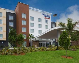 Fairfield Inn & Suites by Marriott Fort Lauderdale Pembroke Pines - Pembroke Pines - Gebäude