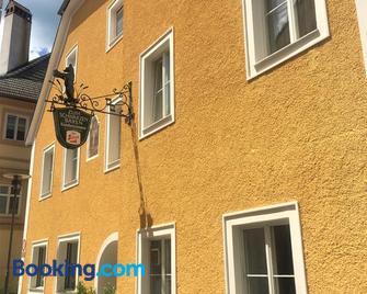 Gasthof-Pension Schwarzer Bär - Waidhofen an der Ybbs - Building
