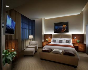 Seminole Hard Rock Hotel & Casino Tampa - Tampa - Sypialnia