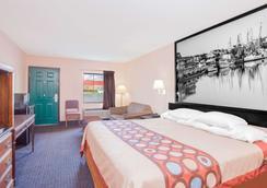 Super 8 by Wyndham Columbia - Columbia - Schlafzimmer