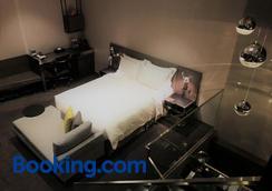 Starhaus Hotel - Kaohsiung - Bedroom