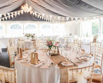 Combe House Hotel - Bridgwater - Banquet hall