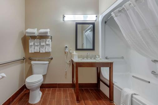 Comfort Suites - Rolla - Bathroom