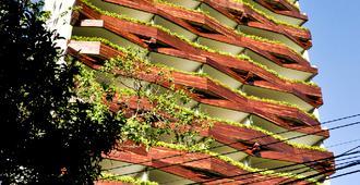 The Charlee Hotel - Medellín - Building