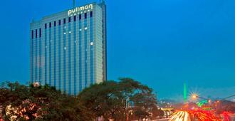 Pullman Sao Paulo Ibirapuera - São Paulo - Gebäude