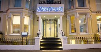 Claremont Hotel - Douglas - Rakennus