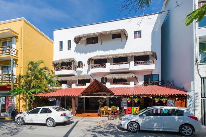 Caracol Suite Hotel - Playa del Carmen - Toà nhà