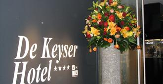 De Keyser Hotel - Antwerp - Outdoor view