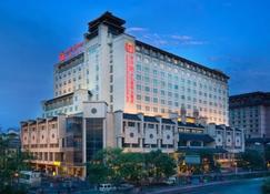 Grand Soluxe International Hotel XI'an - Tây An - Toà nhà