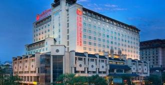 Grand Soluxe International Hotel Xi'an - Xi'an - Building