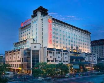 Grand Soluxe International Hotel XI'an - Xi'an - Building