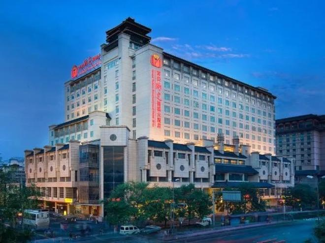 Grand Soluxe International Hotel Xi'an - Xi'an - Κτίριο