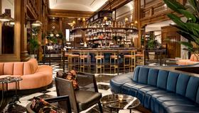Fairmont Olympic Hotel - Seattle - Bar