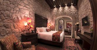 Hotel de la Soledad - מורליה - חדר שינה