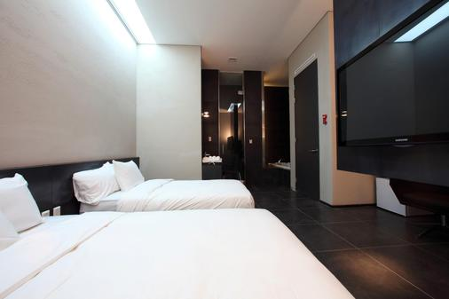 Hotel Irene - Seoul - Phòng ngủ