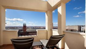 NH 馬德里阿托查酒店 - 馬德里 - 馬德里 - 陽台