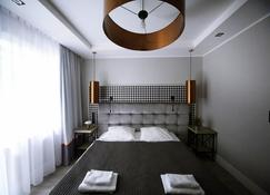 Hotel Bursztyn - Sopot - Schlafzimmer