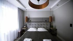 Hotel Bursztyn - Sopot - Bedroom