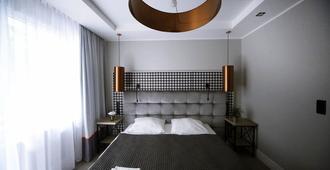 هوتل بورسزتين - سوبوت - غرفة نوم