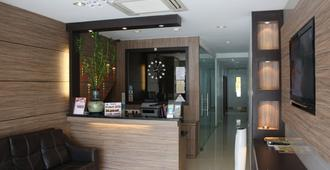 Dynasty Inn - Wakaf Che Yeh - Kota Bharu - Vastaanotto