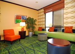 Fairfield Inn & Suites by Marriott Tehachapi - Tehachapi - Sala de estar