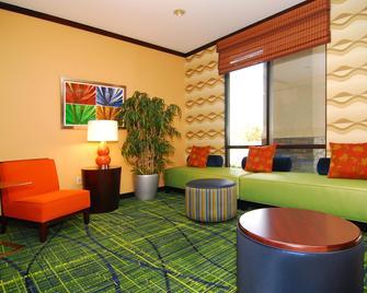 Fairfield Inn & Suites by Marriott Tehachapi - Tehachapi - Wohnzimmer