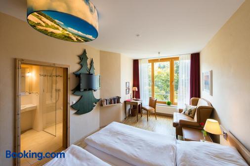 Plumbohms Echt-Harz-Apartments - Bad Harzburg - Bedroom