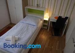 Gastehaus Hanseat - Bremerhaven - Bedroom