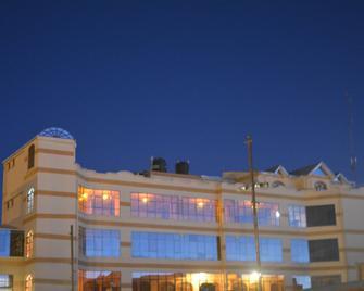 Hotel Salcay - Uyuni - Edificio