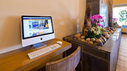 Best Western Plus Monterey Inn - Monterey - Business centre