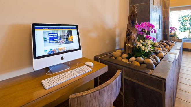 Best Western Plus Monterey Inn - Monterey - Aίθουσα συνεδριάσεων