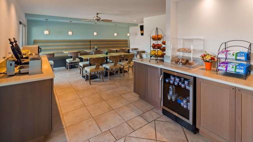 Best Western Plus Monterey Inn - Monterey - Buffet